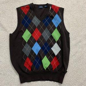 IZod men's sweater vest size medium